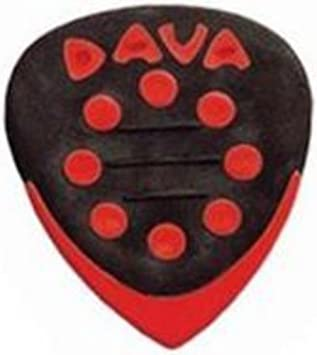 PUAS DAVA - 9024 (Jazz Grips) Red Nylon Compra minima 1 bolsa (6 Unidades): Amazon.es: Instrumentos musicales
