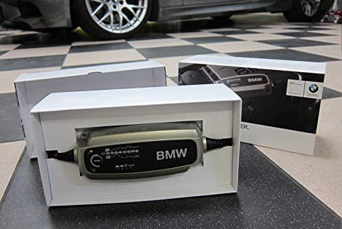 BMW Cargador de batería Li-ion: Amazon.es: Coche y moto