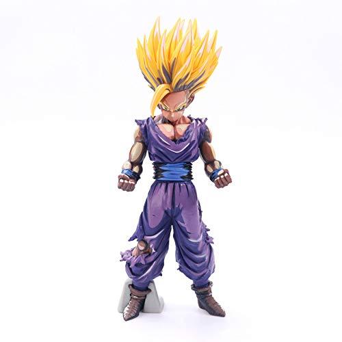 Gylewj Dragon Ball Saiyan Gohan Modelo Sangre Decoración ...