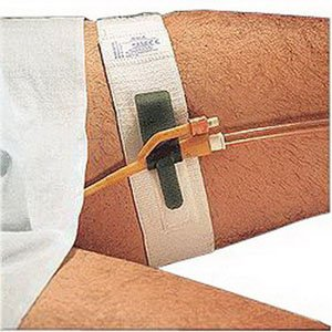 - Dale Medical Products Inc Da316 Hold-N-Place Foley Catheter Holder Leg Band, Up To 20