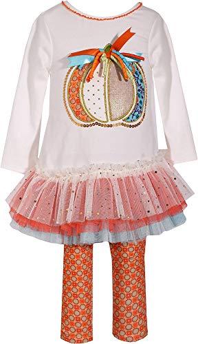 Bonnie Jean Ivory Dress - Bonnie Jean Girls' Toddler Appliqued Tutu