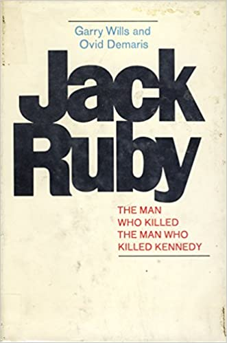 who was jack ruby book
