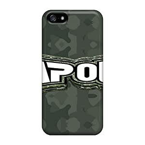 New Arrival For Iphone 5/5s Cases Tapout Covers For Girl Friend Gift, Boy Friend Gift