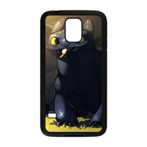 Dragon Chaser Cell Phone Case for Samsung Galaxy S5