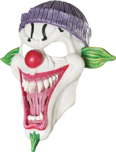 Rubie's Costume Boys Neighborhood Klownz Smiley 3/4 Child Mask -
