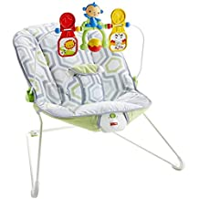Fisher-Price Baby's Bouncer-Geo Meadow