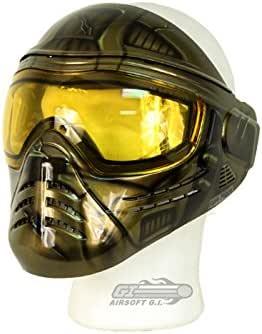 Paintball Mask Halo
