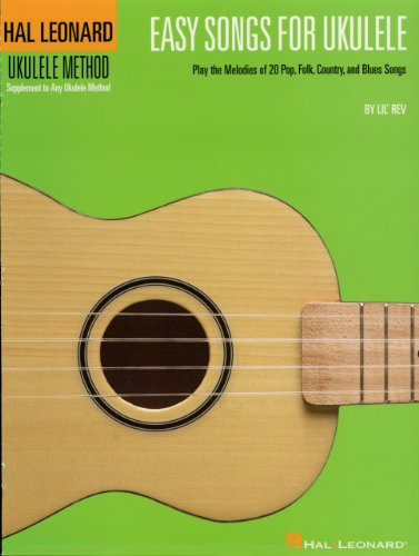 Amazon Easy Songs For Ukulele Play The Melodies Of 20 Pop