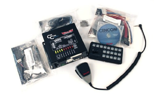 Whelen Cencom Sapphire Siren And Light Control System With T  A Control