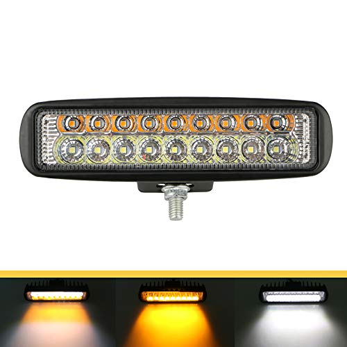 EEEKit-LED-Light-Bar-6-Inch-120w-LED-Work-Light-Spot-Flood-Combo-Led-Bar-Off-Road-Lights-IP68-Waterproof-Driving-Lights-for-SUV-UTE-ATV-Cars-Boats