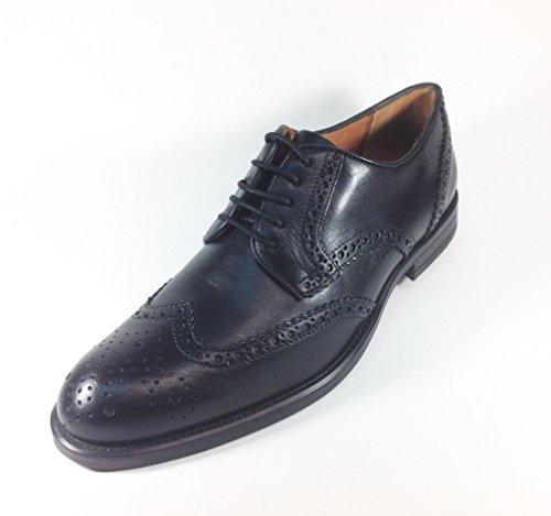 Homme Sconosciuto De À Pour Nero Lacets Chaussures Noir Ville papRFq