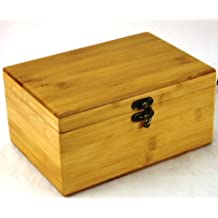 Beautiful Essential Oil Wooden (Bamboo) Storage Box, 24 Compartment to store and protect your Essential Oils by Dreaming Earth Botanicals