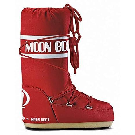 buy popular 7c97e d4aed Moon Boot – Doposci Moon Boot Nylon Bambino Tecnica, rosso ...