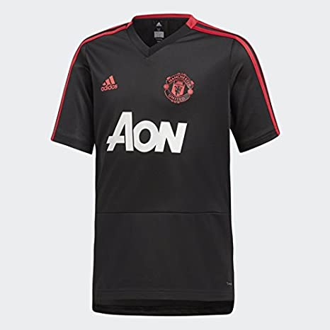 aaccf6dd172 Amazon.com   adidas Soccer Youth Training Jersey   Sports   Outdoors