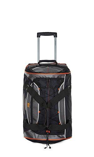 Trespass Galaxy Rolling Duffle Wheeled Travel   Sports Bag (82cm ... 7f30f996b4c0a