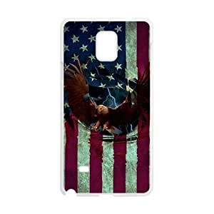 Bald Eagle Cell Phone Case for Samsung Galaxy Note4