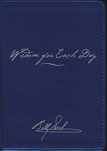 Wisdom for Each Day Signature Edition
