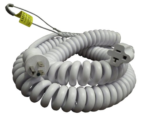 Coiled Extension Cord - 6
