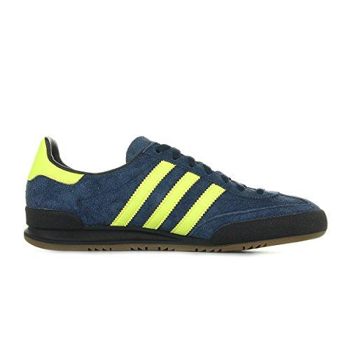 adidas Jeans, Chaussures de Fitness Mixte Adulte Multicolore - bleu/jaune/noir (Maruni / Amasol / Negbas)