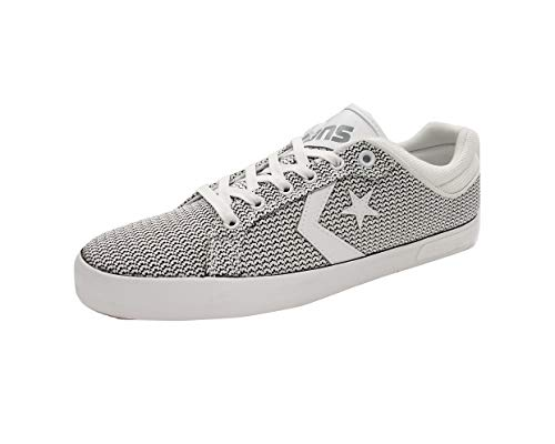 Converse Men's Star Street II Converse White Skateboarding Shoes 148811C (US 11) -