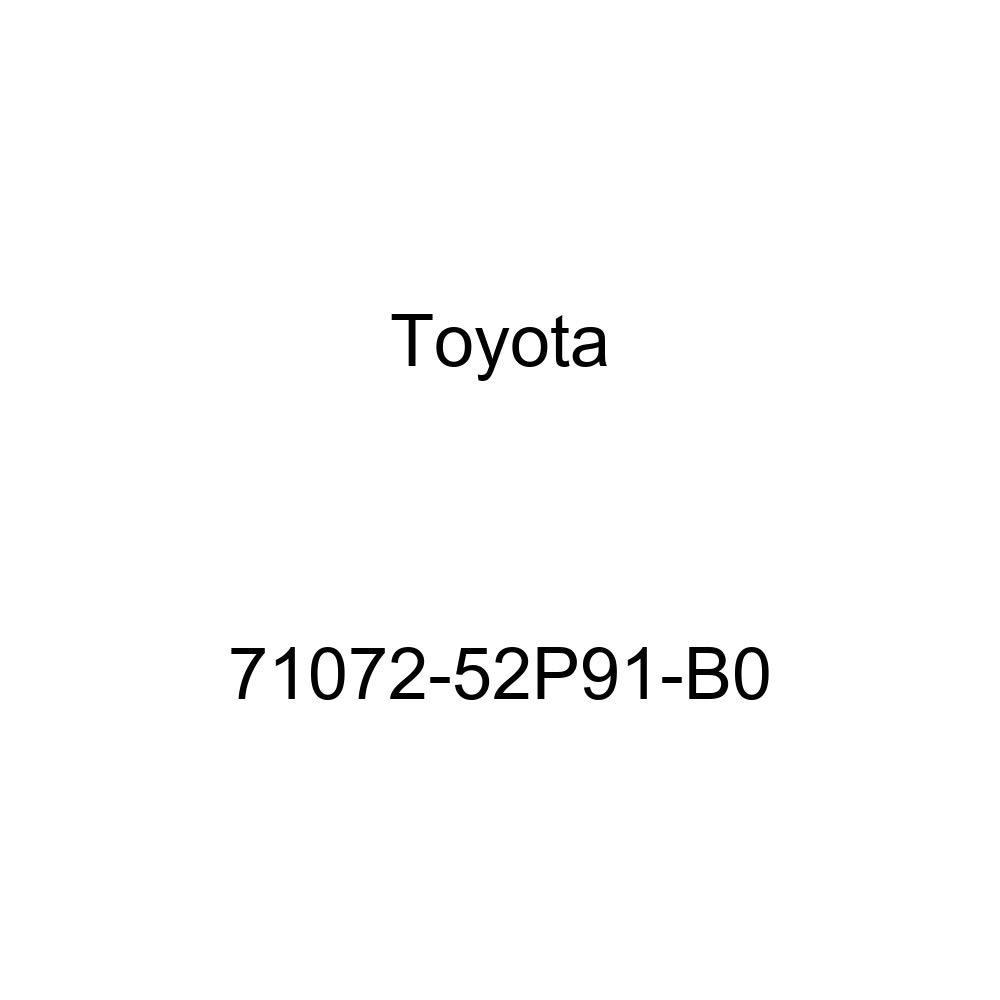TOYOTA Genuine 71072-52P91-B0 Seat Cushion Cover