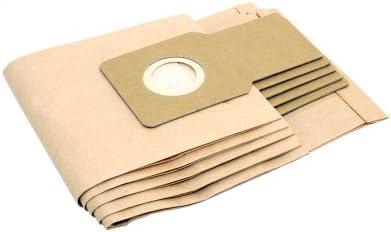 Panasonic Mce468 Mce469 Mce560 Mce580 Mce590 Vacuum Cleaner Paper Dust Bags X 5