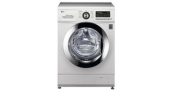 LG F1496AD Independiente Carga frontal B Blanco lavadora ...