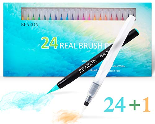 Watercolor Painting Flexible Calligraphy Coloring product image