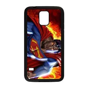 Superman Samsung Galaxy S5 Cell Phone Case Black gift Q6549774
