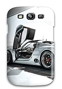 New Arrival Case Cover With ELPlqMB1238ROBua Design For Galaxy S3- Porsche Super Car