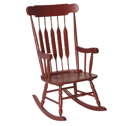 Giftmark Adult Rocking Chair-Cherry ()