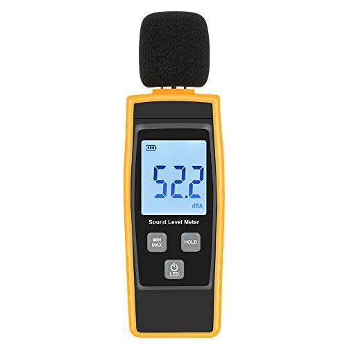 Hand-Held Sound Level MeterV-Resourcing