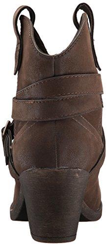 Western Sanddoon Brown Dog Women's Boot Rocket YqwxfnBCx