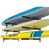 SUP Rack | 3 Paddleboard Wall Storage | StoreYourBoard