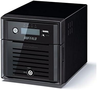 Buffalo TeraStation 5200 - Servidor NAS (Intel Atom, 2 GB RAM, 2 TB HDD), Negro: Amazon.es: Electrónica