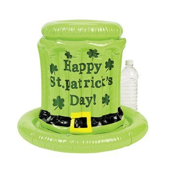 Inflatable St Patrick's Day Cooler - St. Patrick's Day & Novelty Toys & Games