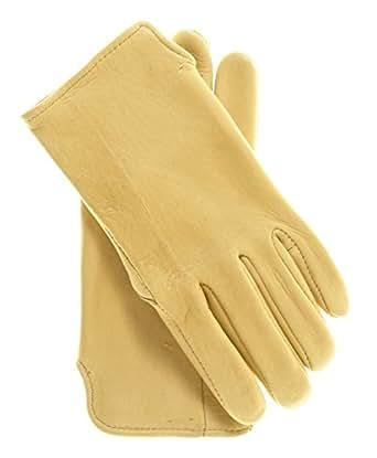 Geier Glove Men's Thinsulate Lined Elkskin Gloves at
