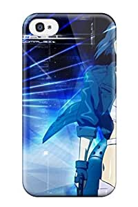 High Quality XGzERup3183xfqOs Ghost In The Shell Tpu Case For Iphone 4/4s