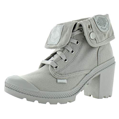 Palladium Women's Baggy Heel Chukka Boot, Vapor, 9.5 M US