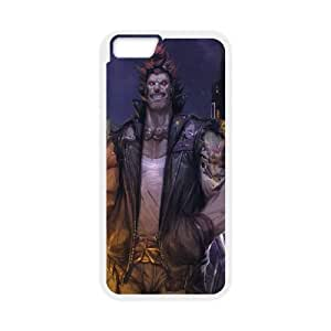 iphone6s 4.7 inch Phone Case White Akuma street fighter TYTH3802331
