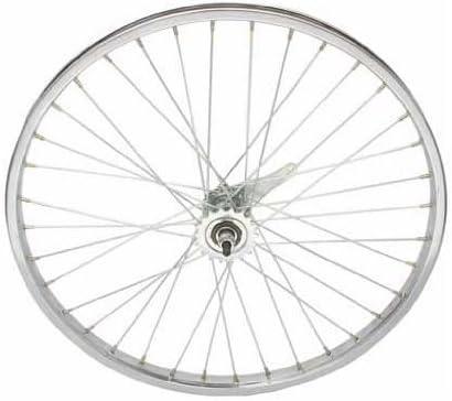24 en X 1,75 en acero para ruedas de bicicleta, 12 g, 36 radios ...