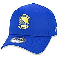 BONE 940 GOLDEN STATE WARRIORS NBA ABA CURVA SNAPBACK AZUL NEW ERA 769e9fa4cd044