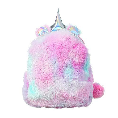 in spalla viaggio anti elegante da borse Zaino chiaro rosa nylon donna Zodof Ladies borse casual impermeabile furto xR4RqCYOn