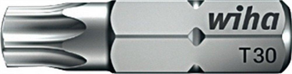 25097 Wiha Bit Standard 25 mm TORX/® 1//4 T4