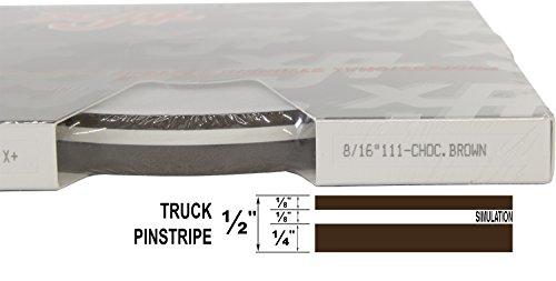 TFX 0008111 - Auto Truck Customizing Dual Pinstripe - 8/16
