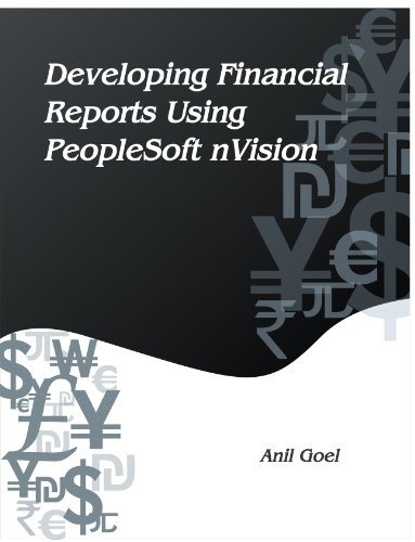 Amazon.com: Developing Financial Reports Using PeopleSoft nVision ...