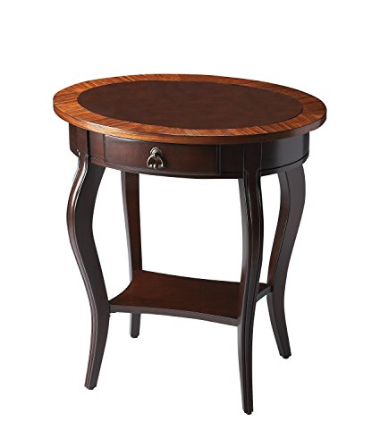 WOYBR 532211 Oval Accent Table