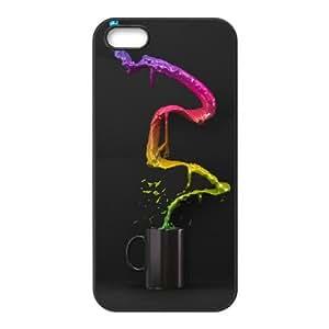 iPhone 4 4s Cell Phone Case Covers Black Desktop Cocktail zbpp