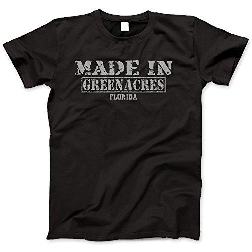 Hometown Made In Greenacres, Florida Retro Vintage Style - Greenacres Shops In