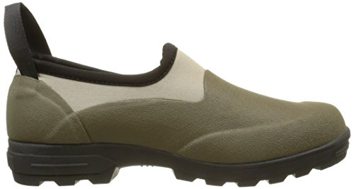 Aigle Lessing - Zuecos, Caucho, Mujer Verde (Lessing)